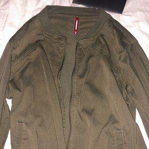 Union bay olive green jacket